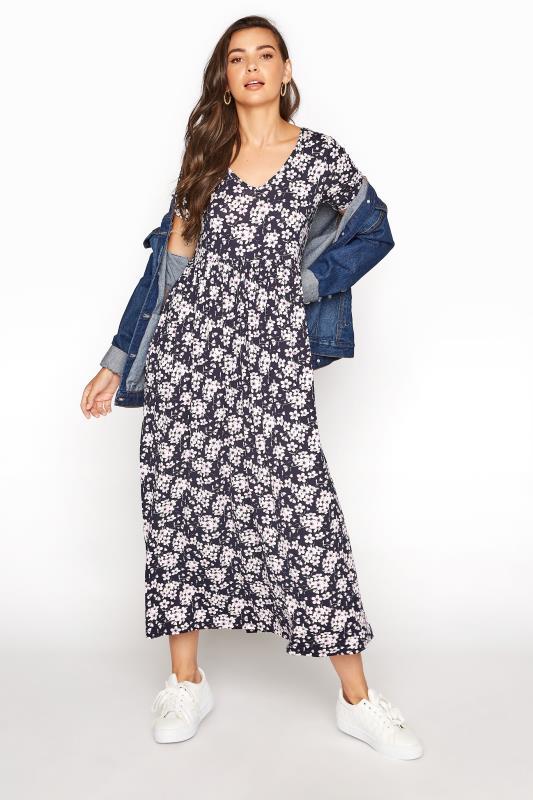 LTS Black Floral Print Midi Dress_B.jpg