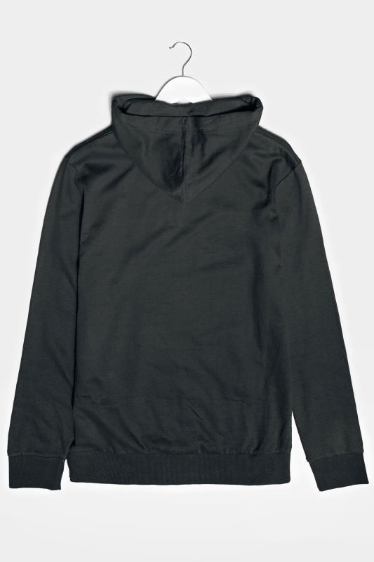 BadRhino Black Essential Hoodie