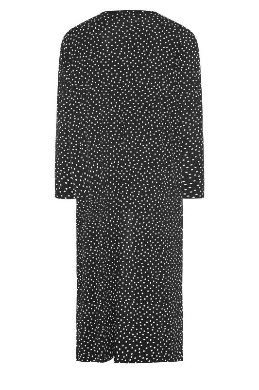 LIMITED COLLECTION Black Spot Cardigan_BK.jpg