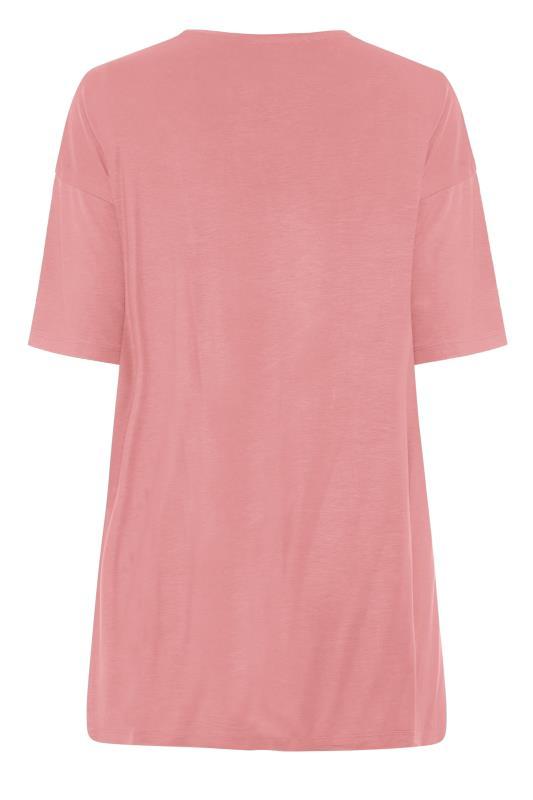 Rose Pink Oversized T-Shirt_BK.jpg