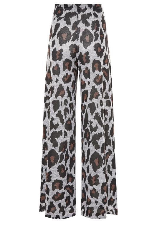 LTS Grey Leopard Print Lounge Trousers_BK.jpg
