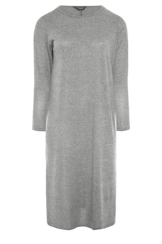 Grey Knitted Jumper Dress_F.jpg