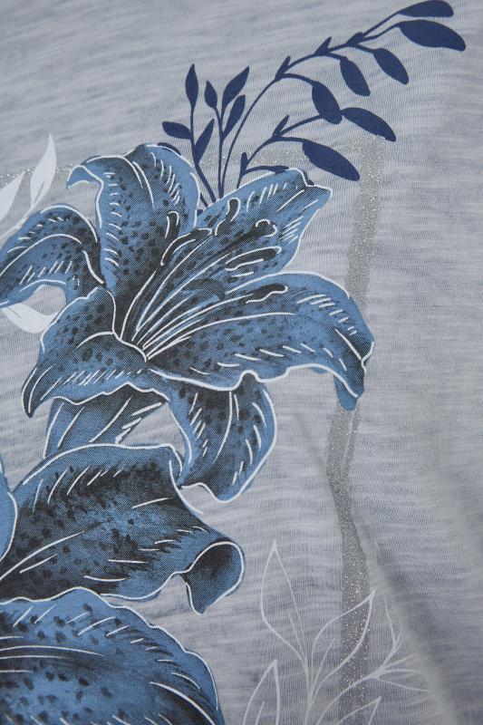 Blue Floral Graphic T-Shirt_S.jpg