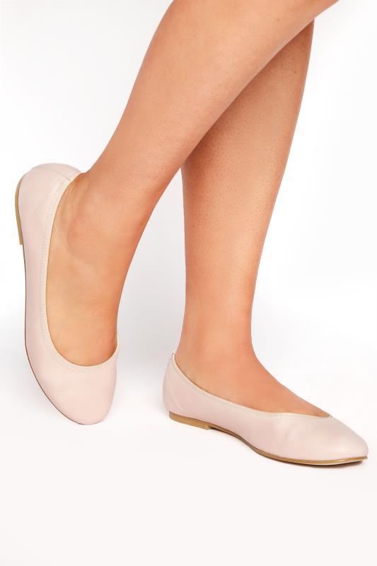LTS Nude Elasticated Ballet Pumps_M.jpg