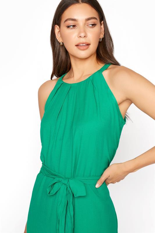 LTS Green Halter Neck Maxi Dress_D.jpg