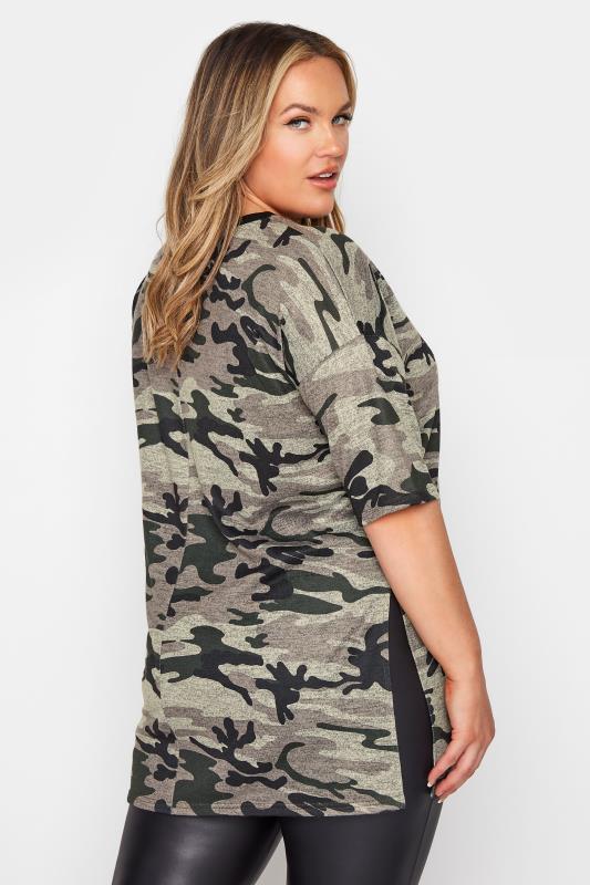 Khaki Camo Oversized T-Shirt_C.jpg