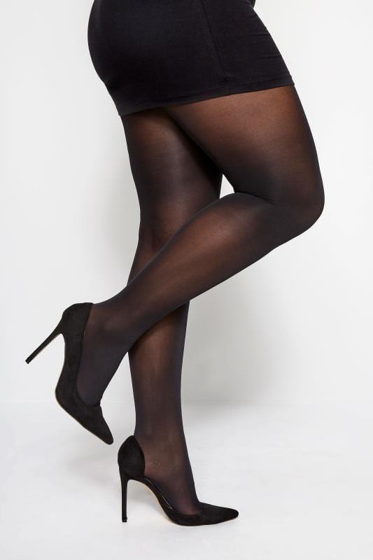 Black 60 Denier Comfort Tights