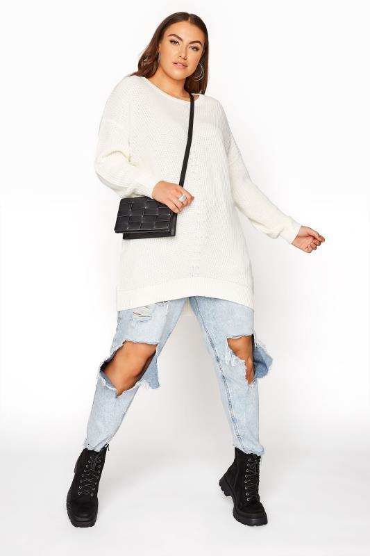 Ecru Knitted Jumper_B.jpg