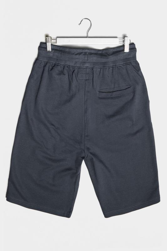 BadRhino Navy Essential Jogger Shorts