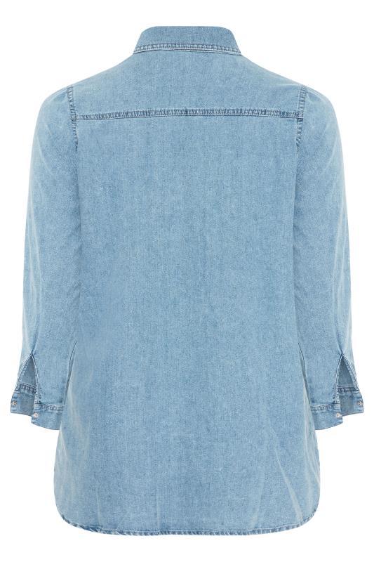 Blue Acid Wash Denim Shirt_BK.jpg