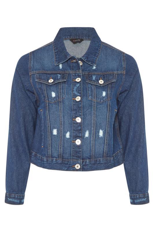 Indigo Blue Distressed Denim Jacket_F.jpg