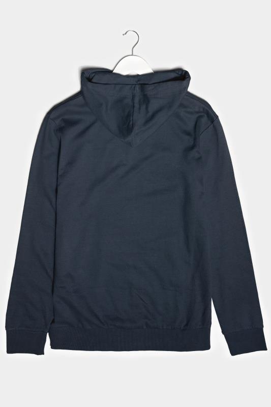 BadRhino Navy Essential Hoodie