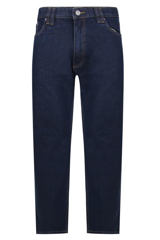 Men's  KAM Indigo KBS 150 Straight Leg Jeans