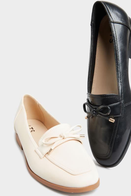 LTS White Bow Trim Loafers_E.jpg