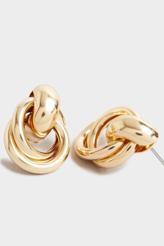 Gold Double Circle Stud Earrings_D.jpg