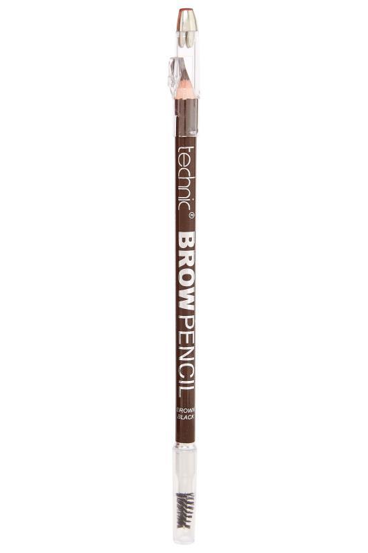 Plus Size  TECHNIC Brown Brow Pencil
