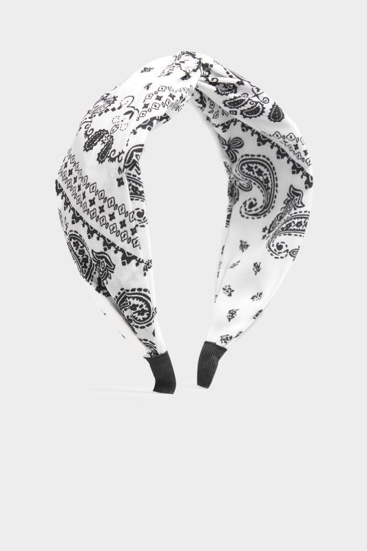 White Bandana Print Headband_A.jpg