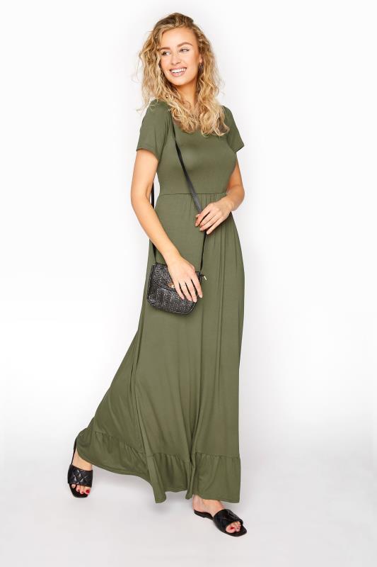 LTS Khaki Tiered Maxi Dress_B.jpg