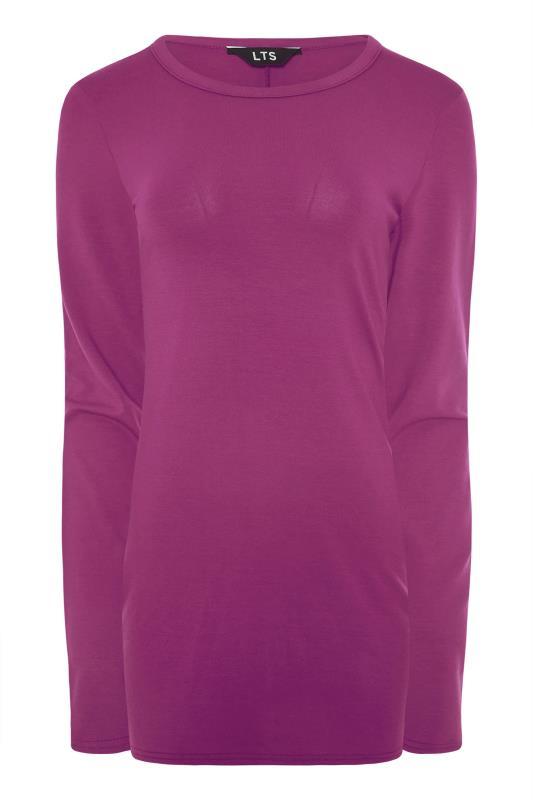 LTS Purple Long Sleeve T-Shirt_F.jpg