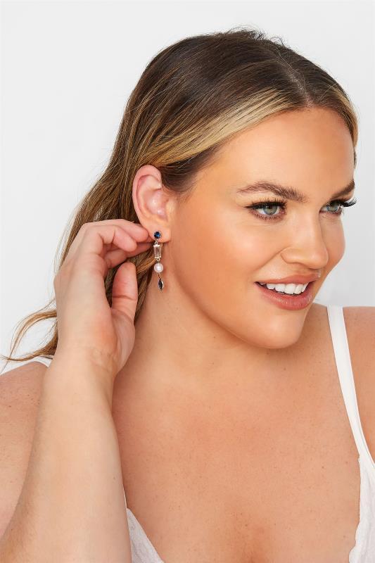 6 PACK Gold Tone Assorted Stone Earrings_M.jpg