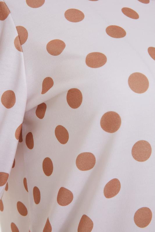 LTS Natural Spot Volume Sleeve T-Shirt_S.jpg
