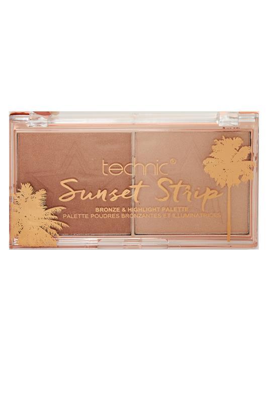 Plus Size  Technic Sunset Strip Bronzer Duo