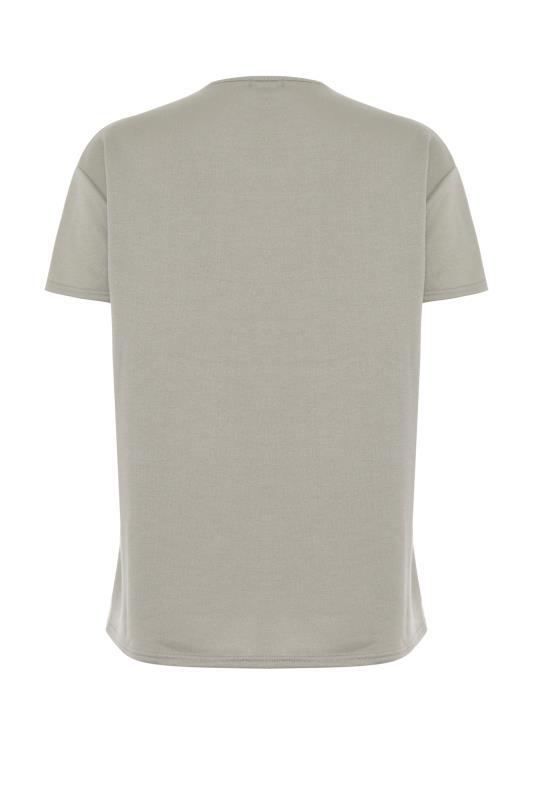 LTS Khaki Jersey Sweat T-Shirt_BK.jpg