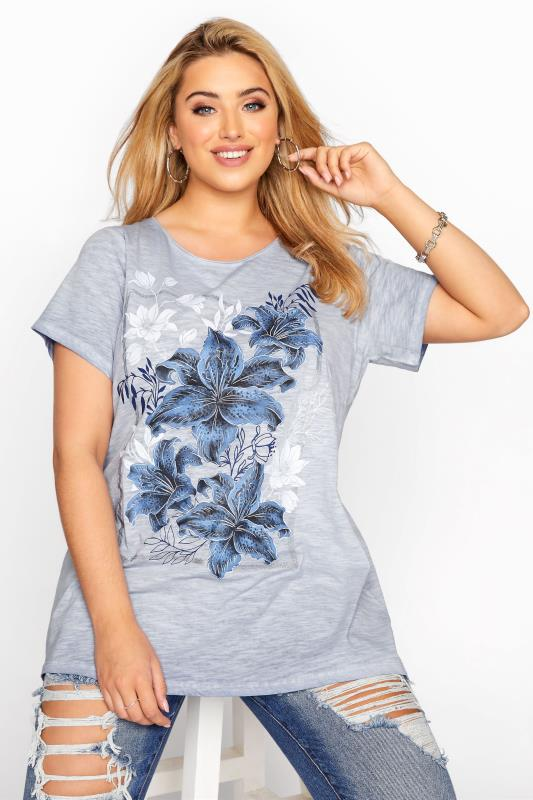 Blue Floral Graphic T-Shirt_A.jpg