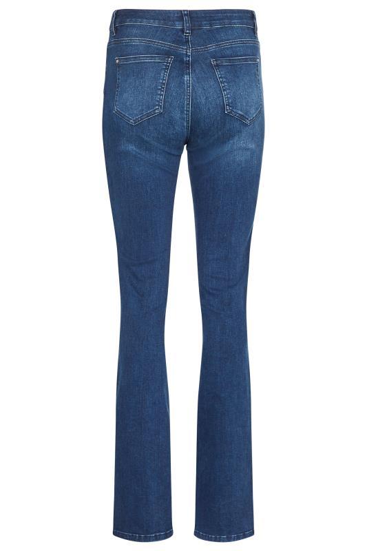 Indigo Blue Ultra Stretch Bootcut Jeans_BK.jpg