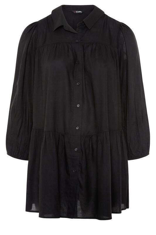 Black Smock Tiered Tunic Blouse_F.jpg