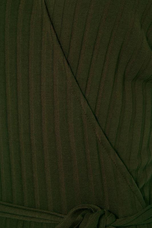 LTS Khaki Ribbed Wrap Jumpsuit_S.jpg