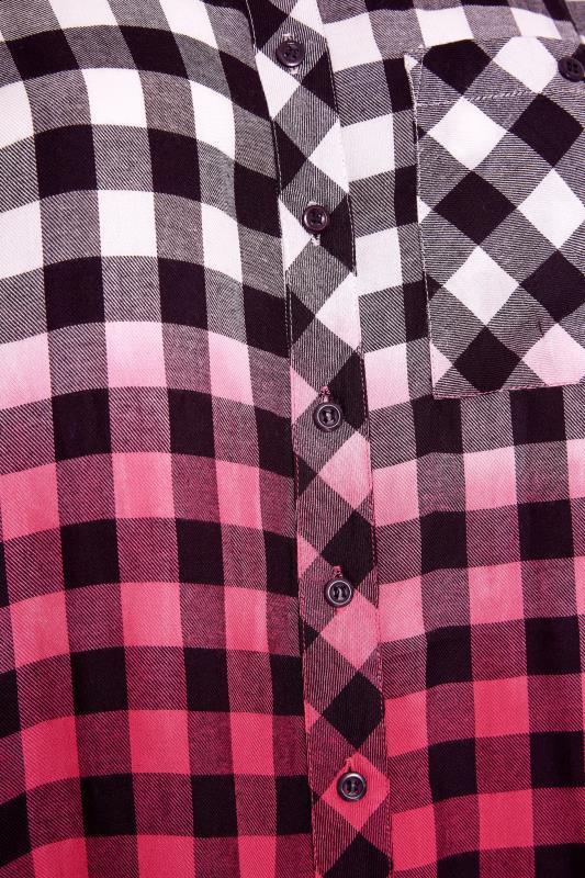 Pink Ombre Check Boyfriend Shirt_S.jpg