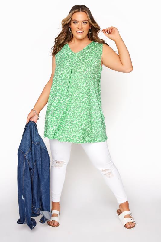 Green Daisy Swing Vest_B.jpg