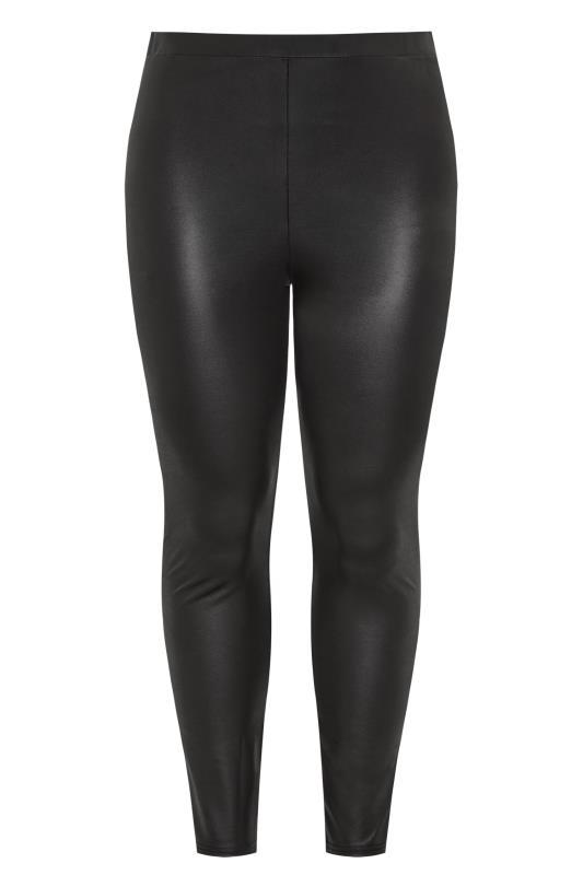 Black Coated Stretch Leggings_F.jpg