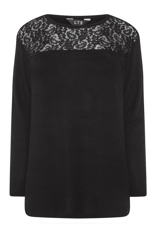 LTS Black Lace Front Top_F.jpg