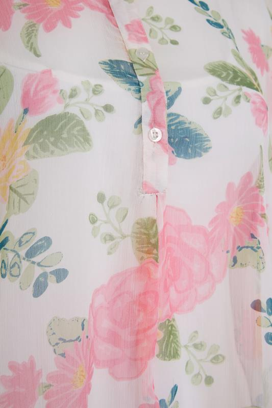 White Floral Batwing Shirt_S.jpg