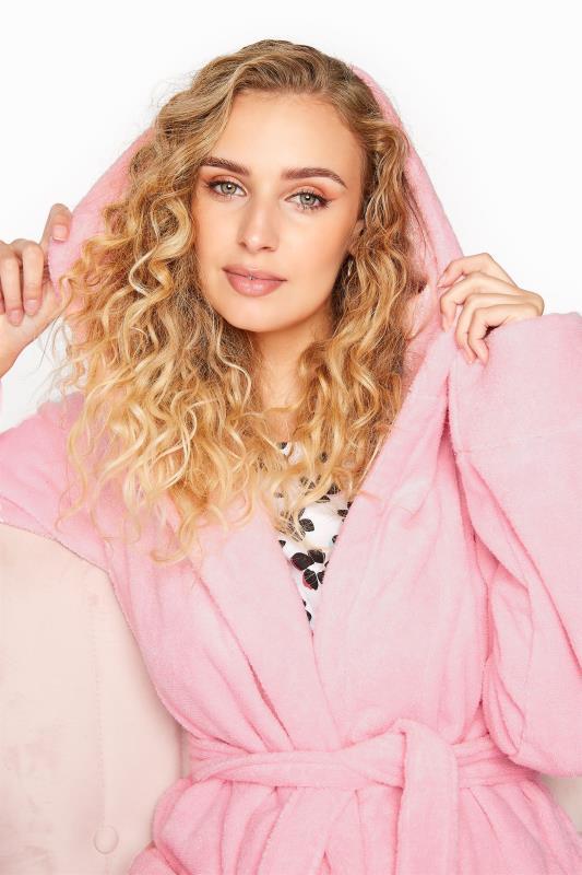 LTS Pink Cotton Maxi Robe_D.jpg