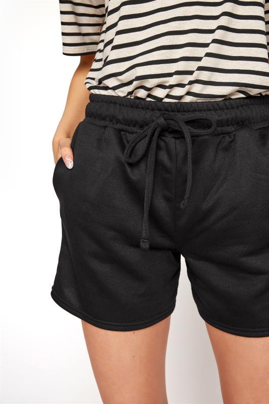 LTS Black Jersey Sweat Shorts_D.jpg
