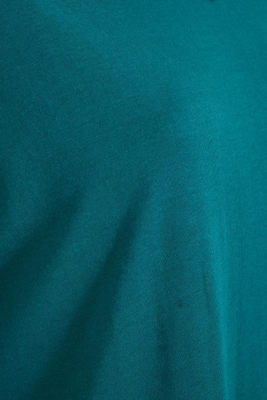 Teal V-Neck T-Shirt_S.jpg