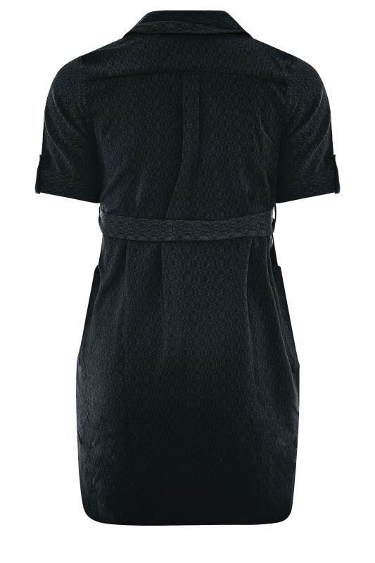 Black Belted Shirt Dress_BK.jpg