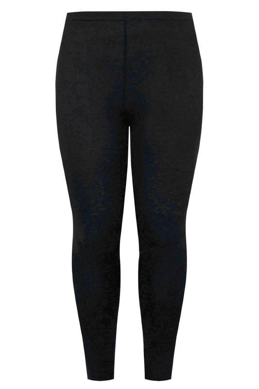 SUSTAINABLE Black Organic Cotton Leggings_F.jpg