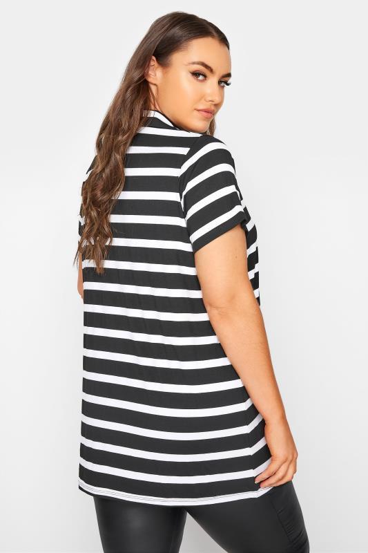 Black Stripe Polo Top_C.jpg
