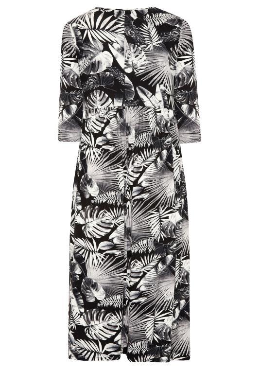 Black Leaf Print Midaxi Dress_BK.jpg
