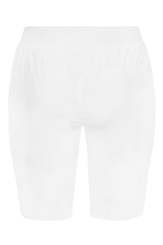 White Cool Cotton Shorts_BK.jpg