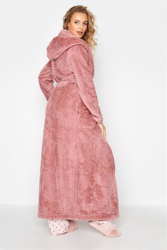 LTS Pink Waffle Hooded Dressing Gown_C.jpg