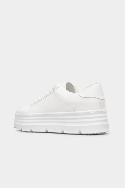 LIMITED COLLECTION White Platform Chunky Trainers In Regular Fit_C.jpg
