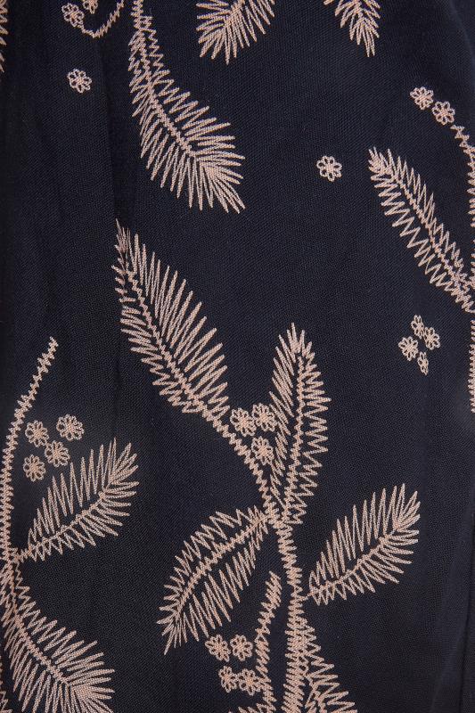 LTS Navy Lace Trim Cami Top Dress_S.jpg