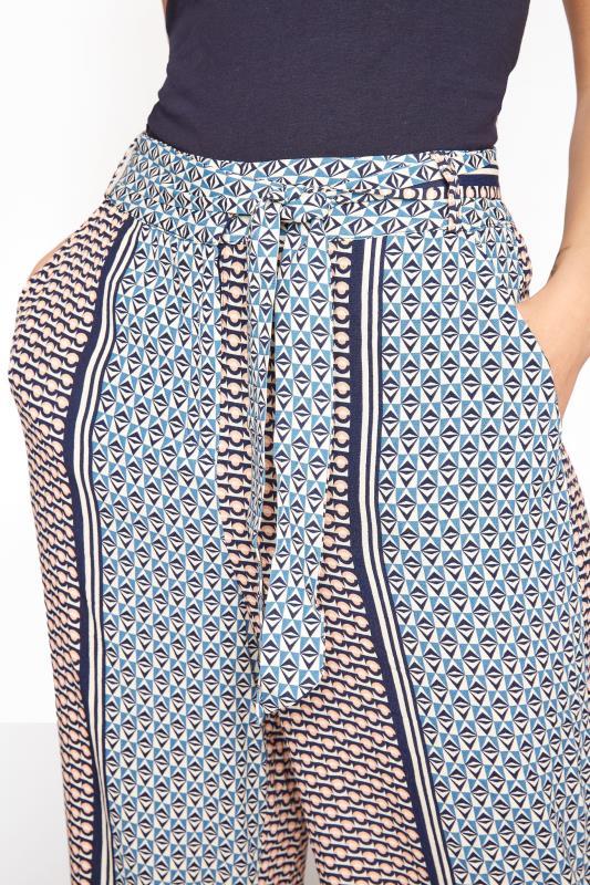 Grey Geometric Print Belted Culottes_C.jpg