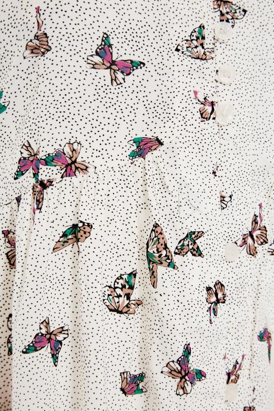 White Butterfly Spot Button Front Cami Dress_S.jpg
