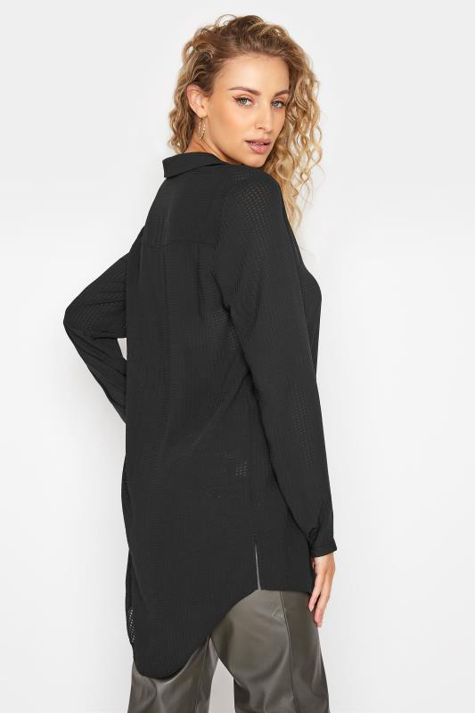 LTS Black Textured Overhead Shirt_C.jpg